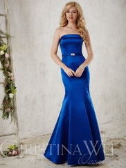 Christina Wu Occasions 22716 Mermaid Bridesmaid Gown