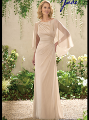 Jade J195002 Boat Neckline Mother Of The Bride