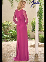 Jade J195013 V-neck Mother Of The Bride