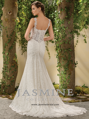 Jasmine F181009 Sweetheart Lace Wedding Dress