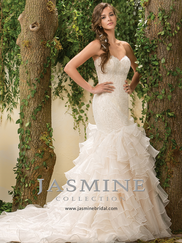 Jasmine F181019 Sweetheart Wedding Dress