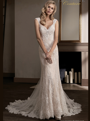 Jasmine T192001 Sweetheart Wedding Dress