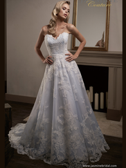 Jasmine T192006 Sweetheart Wedding Dress