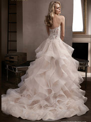Jasmine T192010 Sweetheart Wedding Dress