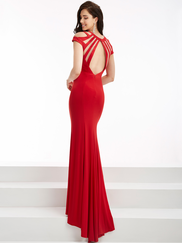 Jasz Couture 6010 High Neck Prom Gown