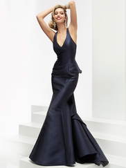 Jasz Couture 6031 Halter Prom Gown
