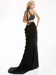 Jasz Couture 6032 Two Piece Prom Gown