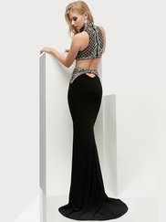 Jasz Couture 6092 Two Piece Prom Gown
