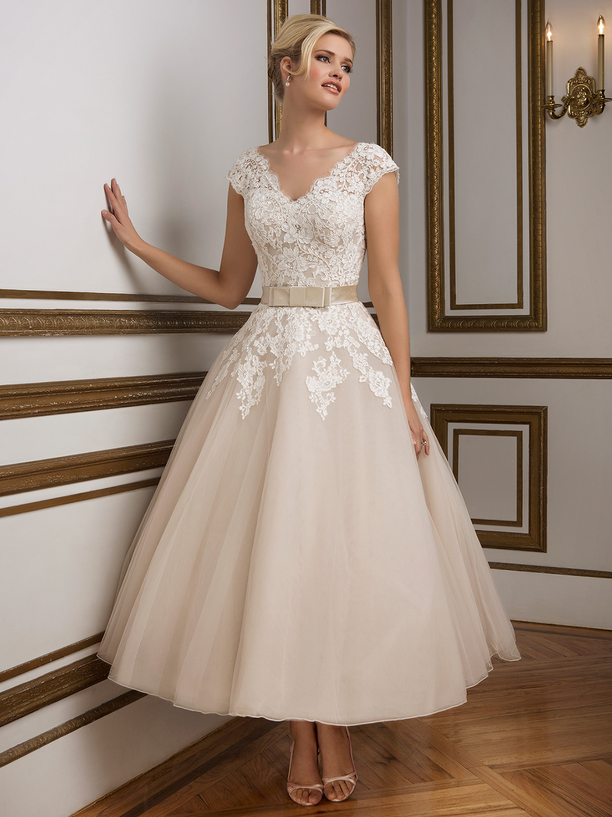 Second Marriage Wedding Dresses | DimitraDesigns.com