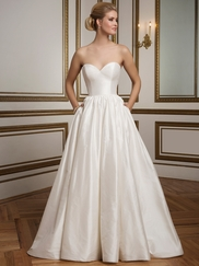 Justin Alexander 8825 Sweetheart Wedding Dress