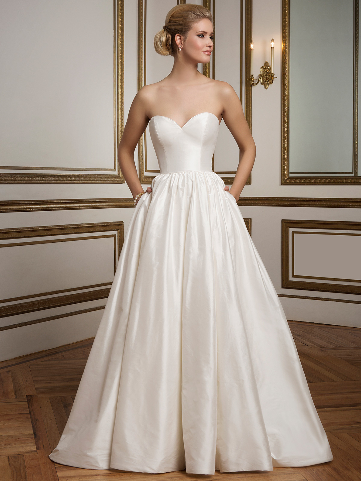 justin alexander 8825 sweetheart ball gown bridal dress
