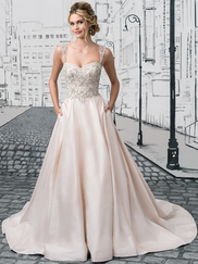 Justin Alexander 8883 Sweetheart Wedding Dress