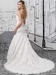 Justin Alexander 8893 Sweetheart Wedding Dress