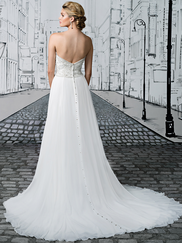 Justin Alexander 8895 Sweetheart Wedding Dress