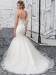 Justin Alexander 8896 Sweetheart Wedding Dress