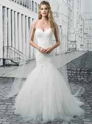 Justin Alexander 8899 Sweetheart Wedding Dress