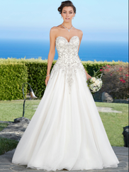 Kitty Chen Sweetheart Bridal Gown Irene
