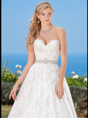 Kitty Chen Sweetheart Bridal Gown Jayda