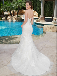 Kitty Chen Sweetheart Bridal Gown Pandora