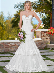 Kitty Chen Sweetheart Bridal Gown Phaedra