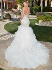 Kitty Chen Sweetheart Bridal Gown Suzanne