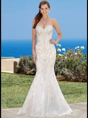 Kitty Chen Sweetheart Bridal Gown Tatiana
