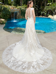Kitty Chen Sweetheart Bridal Gown Thora