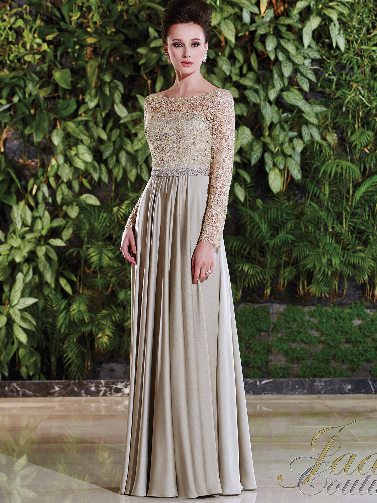 Mother of the groom long dresses dress yp for Long dress for wedding mother of the bride