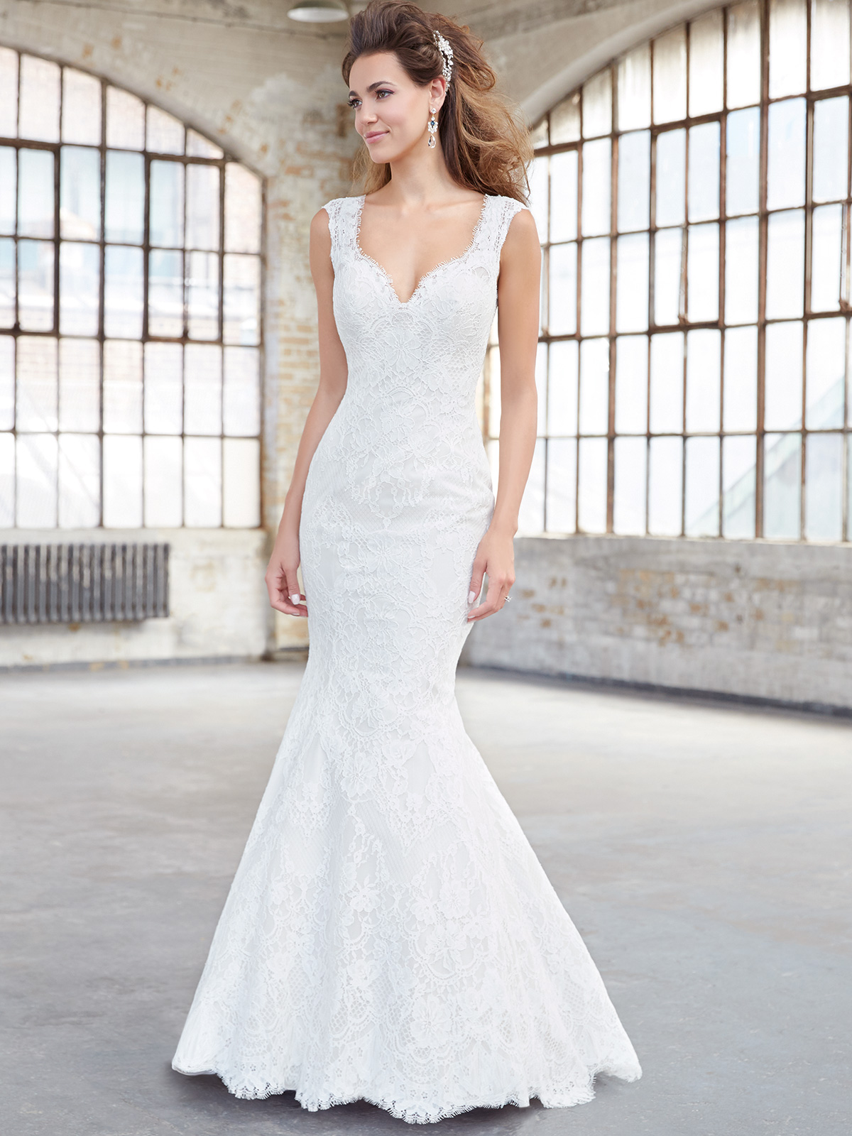 Madison James MJ302 Sweetheart Mermaid Wedding Dress|DimitraDesigns.com