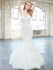 Madison James MJ308 Sweetheart Wedding Dress