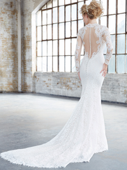 Madison James MJ309 Sweetheart Wedding Dress