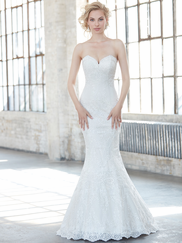 Madison James MJ312 Sweetheart Wedding Dress