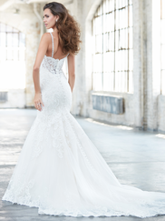 Madison James MJ318 Sweetheart Wedding Dress
