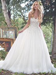 Maggie Sottero Cameron Sweetheart Bridal Gown