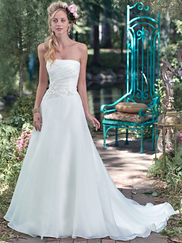 Maggie Sottero Madge Strapless Bridal Gown