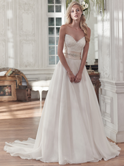 Maggie Sottero Poppy Sweetheart Bridal Gown