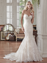 Maggie Sottero Rosamund Sweetheart Bridal Gown