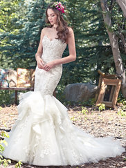 Maggie Sottero Starla Sweetheart Beaded Bridal Gown