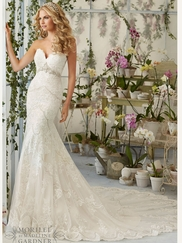 Mori Lee 2825 Sweetheart Bridal Dress