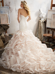 Mori Lee 8111 Sweetheart Wedding Dress Maisie