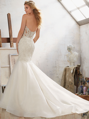 Mori Lee 8120 Sweetheart Wedding Dress Margot