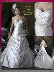 Discount Designer Wedding Dresses Online Sale: DimitraDesigns.com