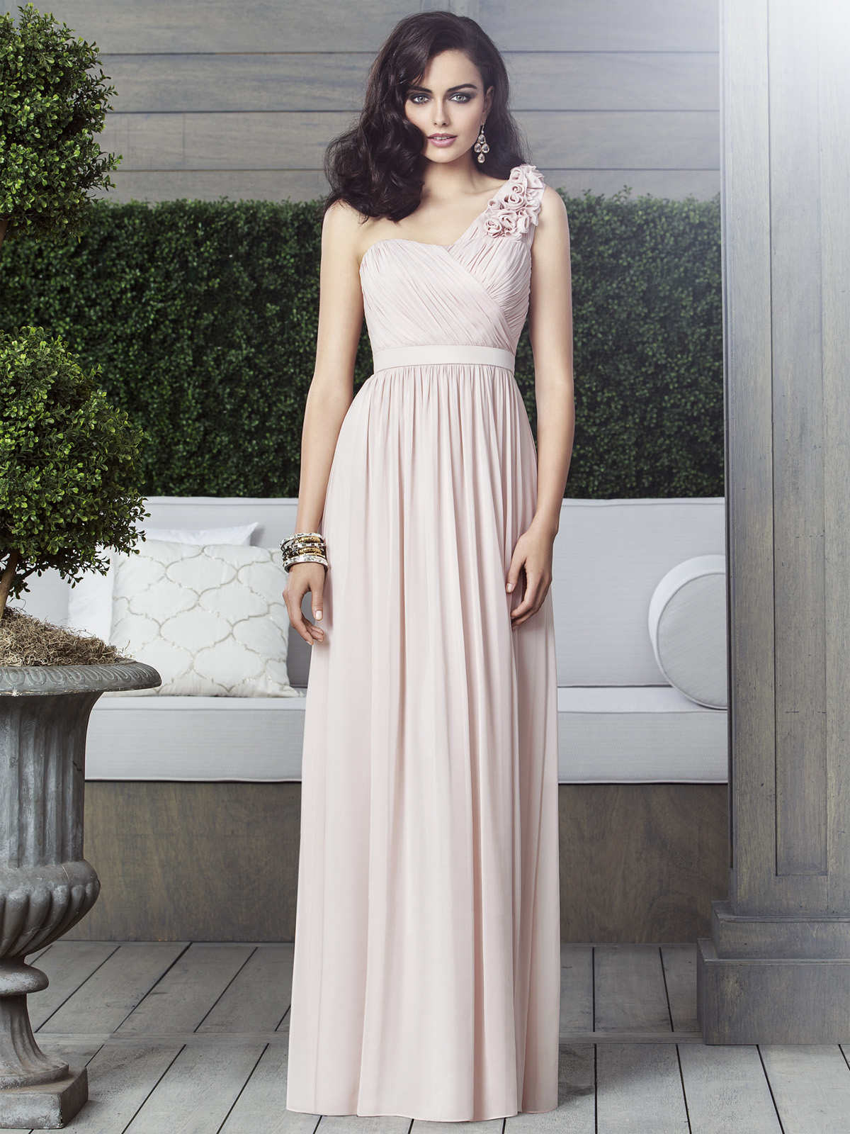 Dessy bridesmaid dress 2909 dimitradesigns one shoulder ruched bridesmaid dress dessy 2909 ombrellifo Gallery