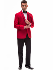 Red Tux Carmine by GiNovia