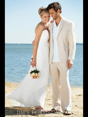 Riviera Destination Wedding Suit