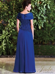 Scoop Neckline Lace Mother Of The Bride Dress Jade Couture K168011