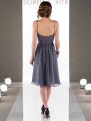 Sorella Vita 8745 V-neck Bridesmaid Dress