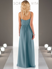 Sorella Vita 8746 V-neck Bridesmaid Dress