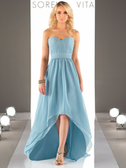 Sorella Vita 8826 Sweetheart Ruched Bridesmaid Dress