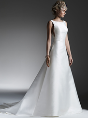 Sottero and Midgley Open Back Bridal Gown McCall